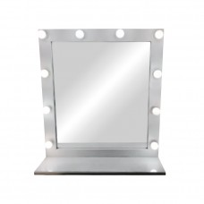 Зеркало косметическое, для маникюра в Лофт стиле из поддонов и паллет
